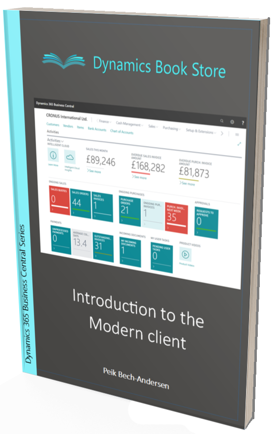 Introduction to the Modern client - Paperback