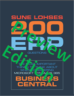 200 ERP Questions - Excerpt - English Download