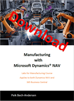 Labs for Manufacturing course - Download